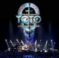 Cover Toto - 35th Anniversary - Live In Poland [DVD]
